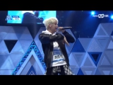[PERF.] 170414 Choi Jun Young (STL Ent.) – EP.2 Produce 101 @ Mnet Official