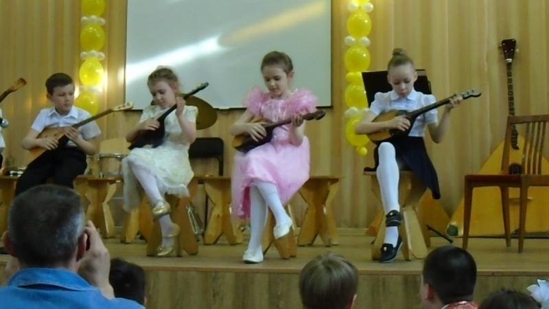 17.05.2007,отчётный концерт класса домры,школа 73.=)Дебют Ю.=)