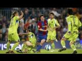 Барселона - Хетафе | гол Месси (2007)