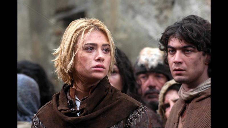 4.La freccia nera / Черная стрела (2006) - 4 серия