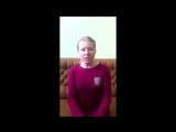 Отзыв Натальи Соколовой МСМК по легкой атлетике
