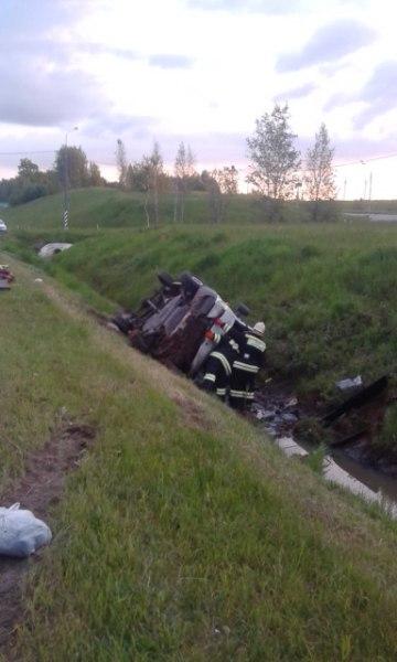 В результате ДТП погибли 4 и ранены 5 пассажиров