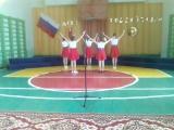 танец у моей России длинные косички