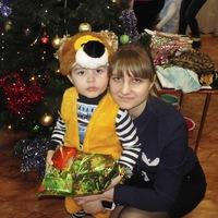 Анкета Наташа Синякова