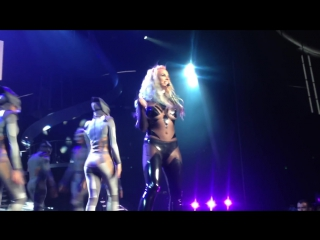 Britney Spears - Intro  Work Bitch (18.08.2015)