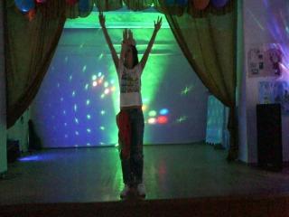 Стартинейджер. Танец воспитателей (Seeya - Papito), хореография - Дима(канал Dance Fit)