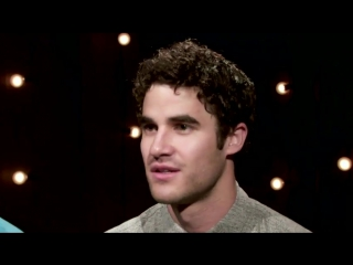 Darren Criss on being an LGBTQ Ally