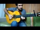 007 James Bond Theme - Fingerstyle Guitar (Marcos Kaiser) #97