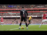 Cristiano Ronaldo vs Arsenal (A) 07-08 HD 720p by MemeT