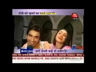 SBB - Mohit proposes to Sanaya