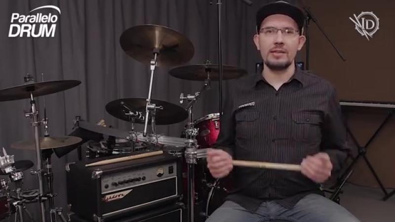 Палки и тренажеры. Барабанная мудрость. Постановка рук барабанщика. Видеохелп 02