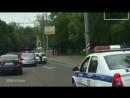 Погоня ГИБДД за тонированной семеркой в Москве