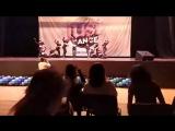 Потанцевали!!! Круто!!! 3е место!!! Молодчинки)))23.04.17 СПб