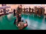 Тренировка пресса для бойцов! Макс Новоселов в спецназе