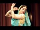 Bolly KATHAK dance Bolna Samjhawan Humma Kumar Sharma choreo Svetlana Tulasi group