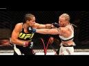 Amanda Nunes vs Valentina Shevchenko highlights