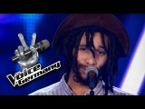 I'm Not The Only One - Sam Smith Joel Guzman Cover The Voice of Germany 2016 Audition