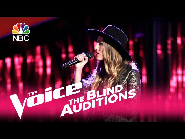 The Voice 2017 Blind Audition - Stephanie Rice: Piece by Piece