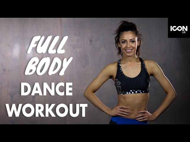 Full Body Dance Workout | Danielle Peazer Compilation