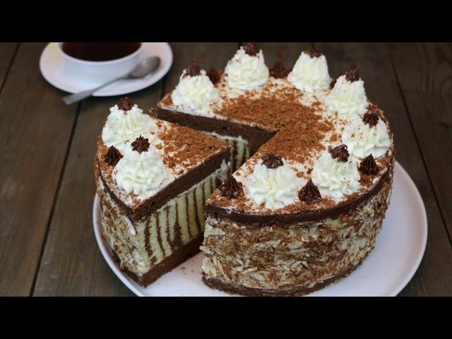 Торт Мелодия очень красивый и вкусный ,, Замечательный торт Мелодия. Попробуйте приготовить! Для одного светлого бисквита на противень 30х40 см: 4 небольших яйца 80 г муки 60 г сахара 65 г молока 50 г растительного масла щепот