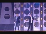Валерий Меладзе и Григорий Лепс - Обернитесь (Песня Года 2010)