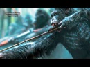 Планета обезьян Война - Русский Трейлер 2017