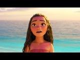 МОАНА И БАБУШКА  Отрывок из мультфильма на русском  Новая принцесса Диснея