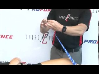 How to Apply PF Performance Tape - Groin/Inner Thigh