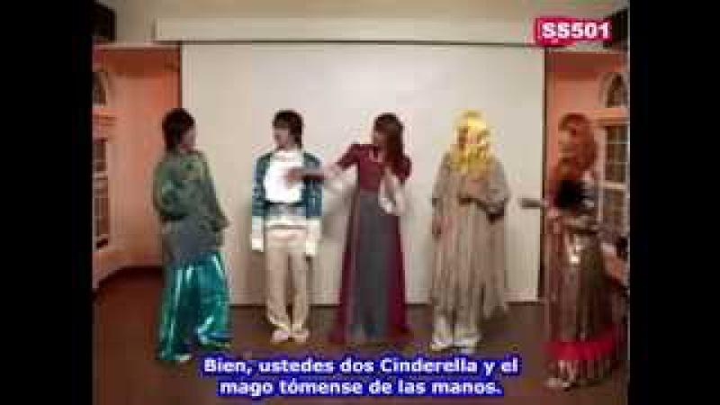 [SS501] SOS Hyunderella- Cenicienta Cinderella Full [Completo] [Sub Español] [13.12.06] [05.01.2007]