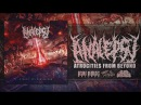 ANALEPSY ATROCITIES FROM BEYOND OFFICIAL ALBUM STREAM 2017 SW EXCLUSIVE
