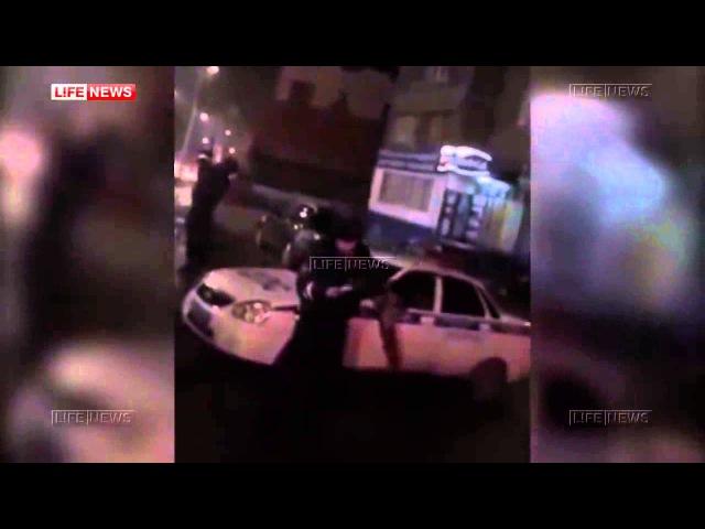 В Махачкале 18 полицейских уволены за стрельбу на улице в Новый год