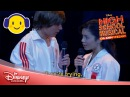 High School Musical Breaking Free Sing-a-Long 🎤 Official Disney Channel UK