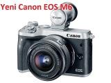 Yeni Canon EOS M6 Tan