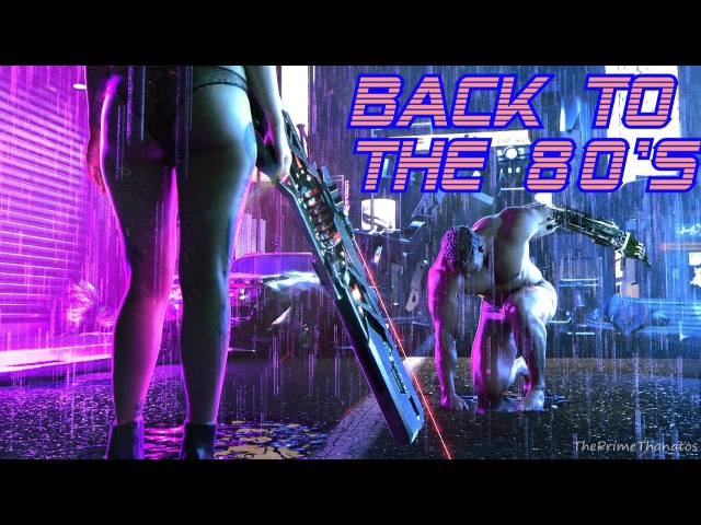 'Back To The 80's' | Best of Synthwave And Retro Electro Music Mix for 2 Hours | Vol. 3