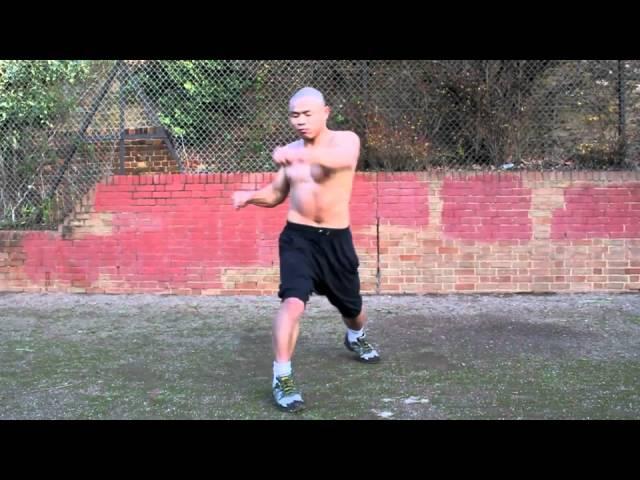 Тренировка монаха