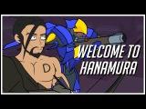 Welcome to Hanamura: An Overwatch Cartoon