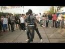 Русская девушка танцует лезгинку Класс,