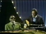 Johnny Cash &amp Ray Charles - Busted