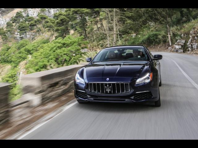 2017 Maserati Quattroporte - Official Trailer