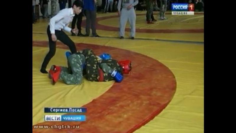 Православный спортивный клуб «Булгар» защитил честь Чувашии на первенстве Росс...