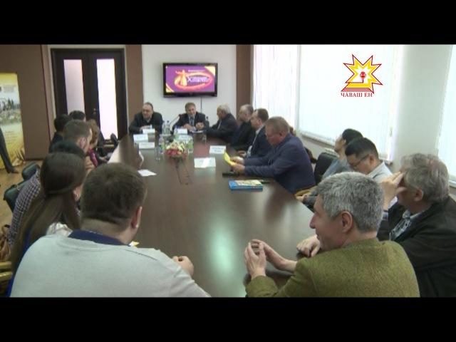 Разговоры о кино На Чебоксарском кинофестивале говорили о национальном кине ...