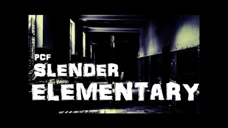 Slender Man's Shadow: Elementary \ PixelCakesFan / Оказывается, Слендер тоже ходит в школу!