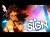 [Music] .hack//SIGN ► Key of the Twilight ║Extended║