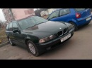 Чип-тюнинг BMW E39 2.5TDS M51 1998 г.в.