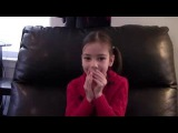 A LITTLE GIRL HAVE A SHOCKING VISION OF END TIMES, RAPTURE, AND A NEW WORLD