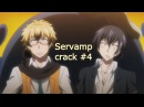 Servamp CRACK Слуга вампир приколы 4
