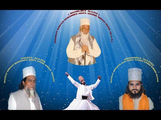 Sufi Qawwali - Mera Sar Ho Aur Tera Aasta Tere Dar Pe Sajde Kiya Karu-Shahideen Sabri Qawwal