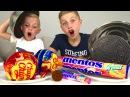 ГИГАНТСКИЕ сладости VS обычные!!!Слишком много конфет!!!GIANT sweets VS ordinary !!!