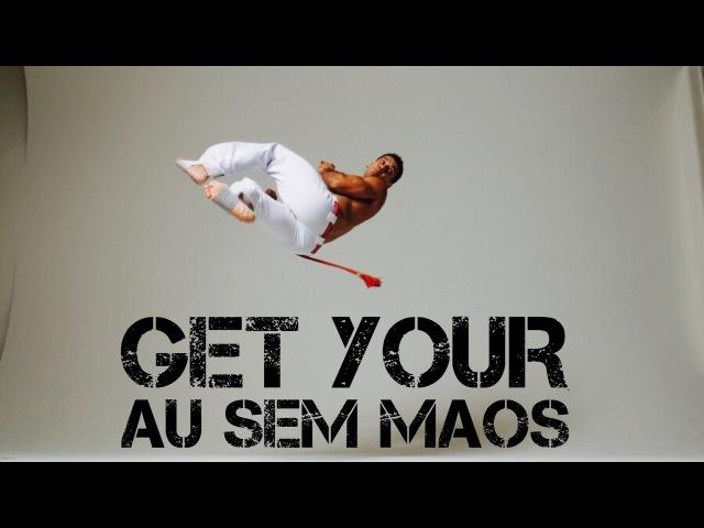 5 Easy steps to learn Aerial Quick Tutorial cartwheel no hands capoeira acrobatics