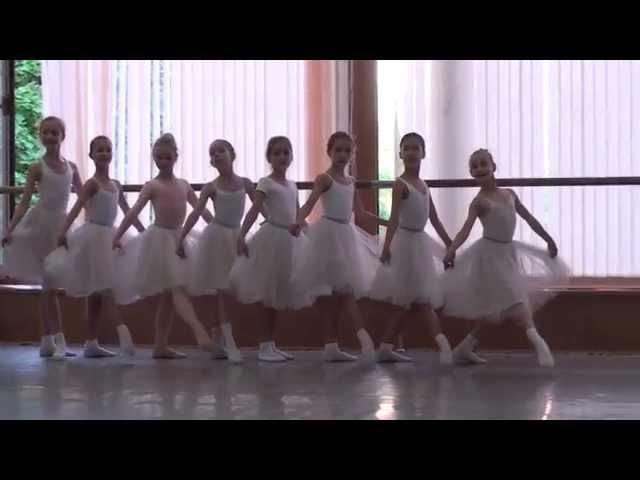 Подготовительный класс Вихревой Н.А. (МГАХ-2014) - ПОЛОНЕЗ